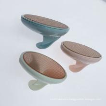 High Quality Nano Glass Material Mushroom Foot File Callus Foot Scrubber