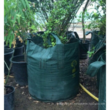 PP FIBC Bolsa grande para jardín, residuos