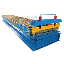 Trapezoidal Shaped Cold Roll Forming Machine
