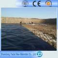 HDPE Geomembran für Fischfarm Teich Liner