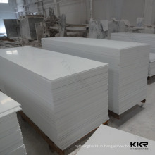 wholesale white artificial stone, composite stone solid surface sheets
