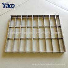 2017 China Plattform Boden verzinktem Stahl Gitter, besten Preis Edelstahl Rost Stahl Preise Philippinen
