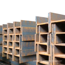 q235 Welded H beam hot rolled iron structural steel h beam steel beams