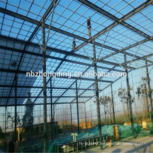 10 years warranty uv coating polycarbonate sheet greenhouse