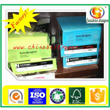 110GSM Uncoated Colour Paper Board