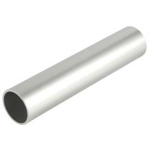 6061 6063 Экструдированная алюминиевая круглая трубка Алюминиевая труба