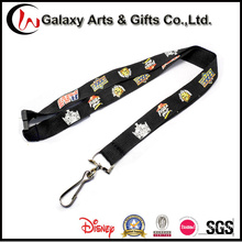 Silk Printing Polyester Plain Lanyards Pokemon
