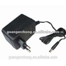 Adaptador de corriente lineal de alimentación de CA de 9V 200mA AC