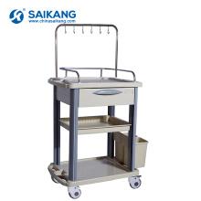 SKR019-ИТТ функциональной дешевые ABS больницы медицинский препарат Вагонетка ухода