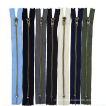 3# Nylon Ykk Metal Zipper Slider