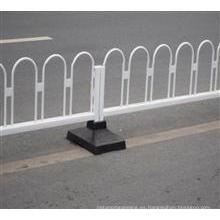 Galvanizado Loop Top Tubular acero valla utilizada en la carretera o cerca de la piscina para Australia