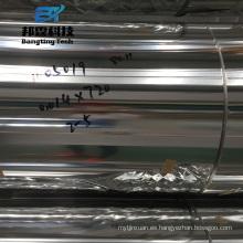 Comida de alta calidad del rollo de la hoja de aluminio de la suavidad H14 H18 H22 H24 H26 con precio bajo