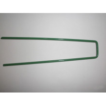 PVC coated sod staples U type naills