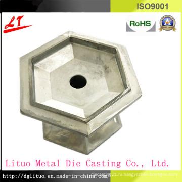 Базовая часть светодиодного освещения из литого под давлением алюминия