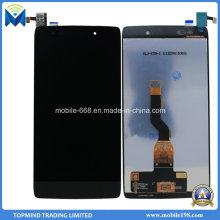 Écran d'affichage à cristaux liquides pour Alcatel Idol 3 4.7 Ot6039 avec l'écran tactile Digitizer