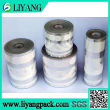 Color simple, película de transferencia de calor para caja de almacenamiento, botella
