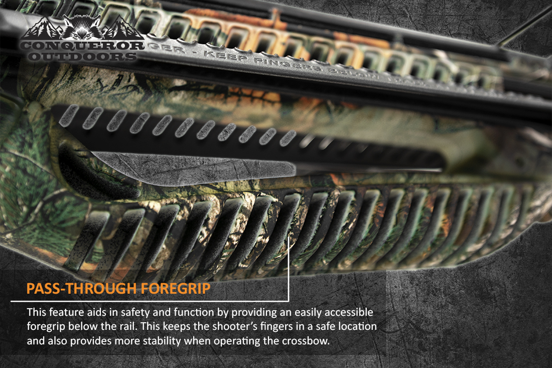 Barnett_Whitetail_Hunter_II_Foregrip_Detail_withText