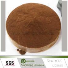 Lignosulfonato de cálcio do produto químico de madeira-concreto