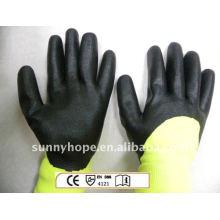 Nitrilbeschichteter Handschuh