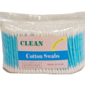 Pegamento Stick algodón hisopos (500PCS/bolsas de plástico)