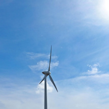 Solución de fluoruro de baja toxicidad para generadores de turbinas eólicas