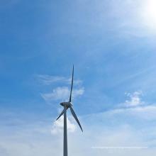 Solução de Fluoreto de Baixa Toxicidade para Gerador de Turbinas Eólicas