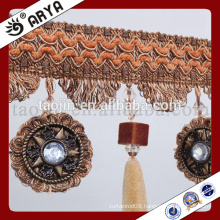 2016 Wholesale products Handcraft for Home Decoration of Handmade Five-pointed Star Beads Fringe