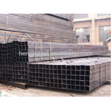 Black steel tube hollow section SHS RHS