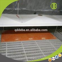 Pig Equipment Piglet Heating Pigsty Mat se utiliza en la caja de parto