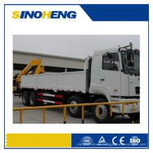 Grúa montada camión chino plegable popular del brazo XCMG Sq5zk3q