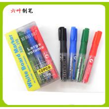Caneta de marcador recarregável não tóxica do Whiteboard da tinta (39B-1), pena dos artigos de papelaria