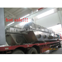 Refined salt fluid bed dryer from Changzhou manufacturer