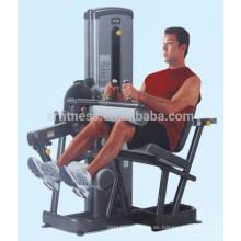 Máquinas de musculación de alta calidad sentadas Curl de pierna