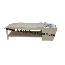 Подержанное кресло для массажа шампуня и шампуня для салона (PW-B01)