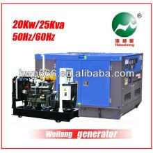 Generador de 25kva Weifang con tecnología de Weifang 4100D