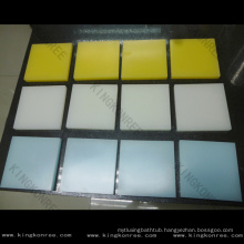 Inside decoration transparent thermal insulation sheets