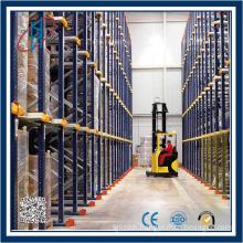 Space saving Drive In Rack System Pallet Rack Storage Rack