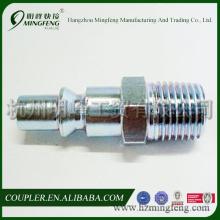 ARO Type Steel Male Pneumatic Fittings