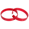 High Density Polyester Resin Wear Strip/Ring