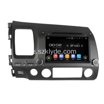 7.1.1 Android Auto DVD-Player für Honda CIVIC