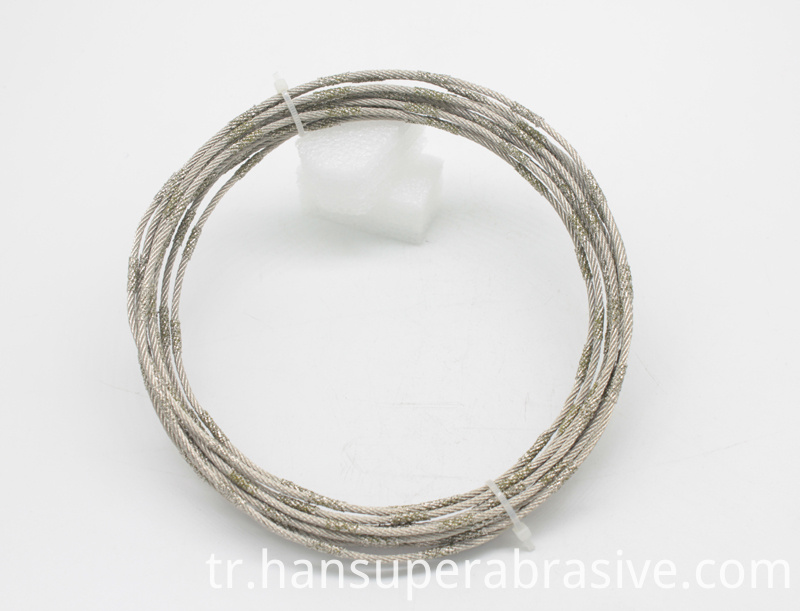 Diamond Loop Wire Saw