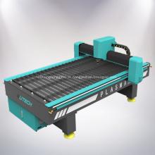 Preço da máquina de corte de metal a plasma CNC