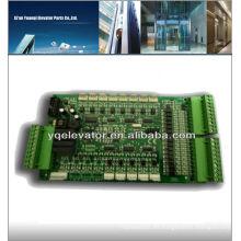Piezas de recambio del ascensor Panel de comunicación Placa de circuito impreso FR2000-CZB-V8