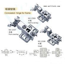 Aluminium Window Hinge, Door Hinge, Desk Hinge (AL-2307, 2308, 2309)