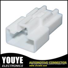 Boîtier de connecteur automobile en plastique 4 pôles PBT
