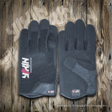 Gant de travail - Gant en cuir synthétique - Gant de travail - Gant de travail en gant de travail - Gant industriel