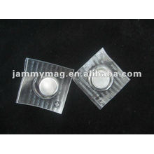 rare earth magnet for costume with PVC