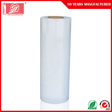 LLDPE Stretch Film Rollos Jumbo Plásticos