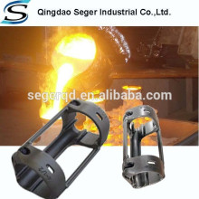 investment casting product ESP Cable Protector Cross Coupling