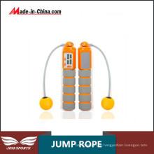 Esporte profissional da corda de salto virtual da aptidão em linha